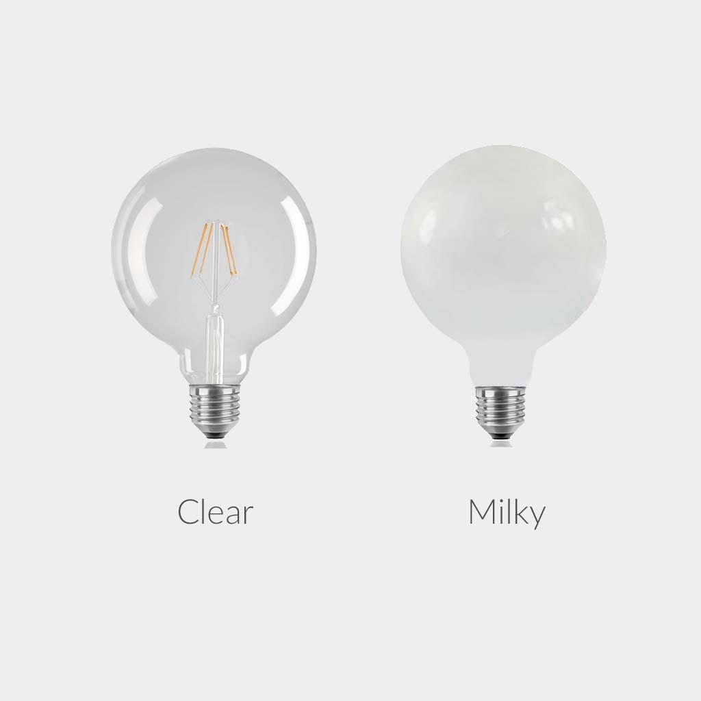 G125 4W E27 LED Bulb
