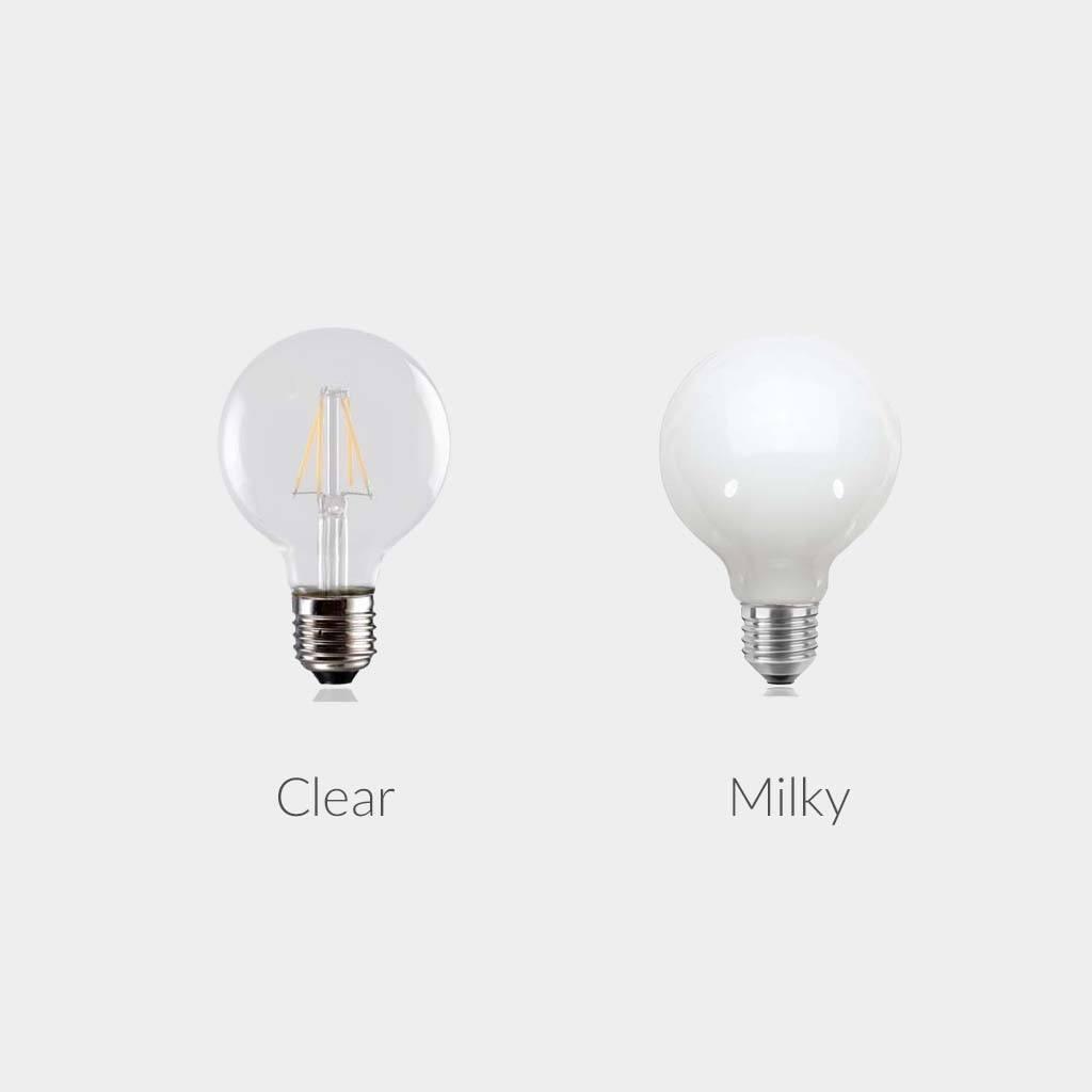 G80 LED filament E27 40W Bulb