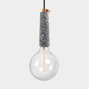 Polka Terrazzo Pendant Light
